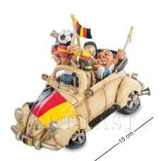"SCAR-72 Машина ""Germany Fan-Attics"""