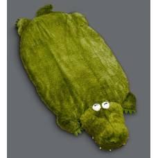 Мягкая игрушка коврик-зверюшка ''Крокодил''  25125 -  200 см