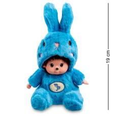 Мягкая игрушка малыш в костюме Зайчика ''Знак Зодиака - Козерог''  PT-61 -19 см