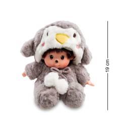 Мягкая игрушка малыш в костюме  PT-81 - 19 см