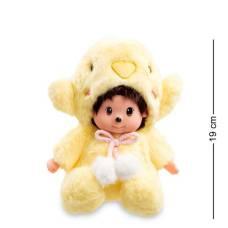 Мягкая игрушка малыш в костюме Мишки  PT-82 - 19 см