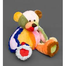Мягкая игрушка медведь ''Ласковая Радуга'' 25140 - 46см