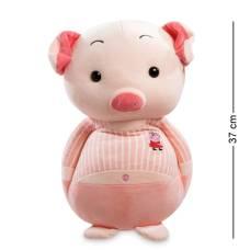 Мягкая игрушка поросенок мал. 37 см. (25385)
