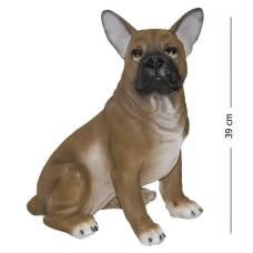 Собака Бульдог 42 см.