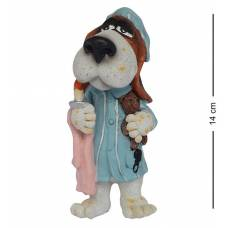 RV 9001 Статуетка Собака '' Солодких снів ''