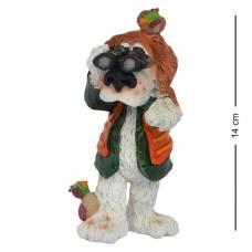 RV-9006 Статуэтка Собака ''На охоте''