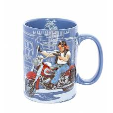 FO 83000 Кружка ''Байкер'' (Mug The Motorbike.FOrchino)