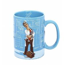 FO 83003 Кружка ''Доктор'' (Mug The Doctor.FOrchino)