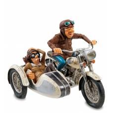 FO 85087 Мотоцикл с коляской ''The Sidecar Tour. Forchino''