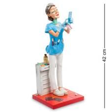 Статуэтка ''Стоматолог'' (The Lady Dentist. Forchino)FO-85534