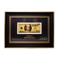"Панно ""Банкнота 100 USD (доллар) США"""