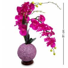 Ночник Орхидея бол. с LED-подсветкой  LP-12