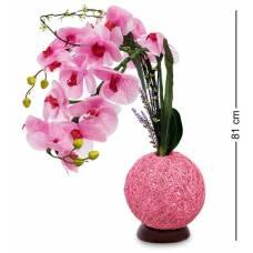 Ночник Орхидея бол. с LED-подсветкой  LP-13