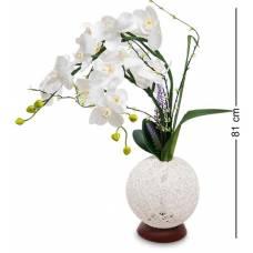 Ночник Орхидея бол. с LED-подсветкой  LP-14
