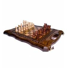 Нарди-шахи-шашки ручної роботи