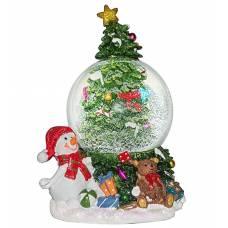 "Шар со снегом ""Подарки под Елкой"" 80712"