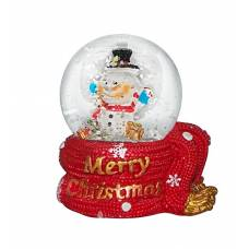 Шар со снегом  ''Счастливого Рождества!'' 807373