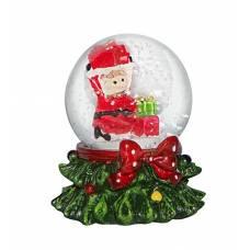 Шар со снегом ''Новогодние Подарки'' 807382