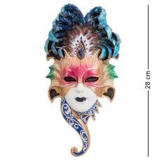 Статуэтка Veronese Венецианская маска ''Сова'' WS-313