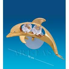 """AR-3140 Фигурка на липучке """"Дельфин"""" (Юнион)"""