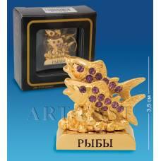AR-  51 Знак зодиака Рыбы в подар.коробке (Юнион)