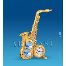 AR-4390/5 Фігурка з годинником ''Саксофон'' (Юніон)