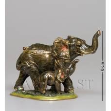 """JB-45 Скринька """"Слониха зі слоненям"""""""