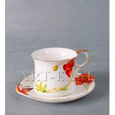 "ALF 55-036 Чайная пара ""Маки"""