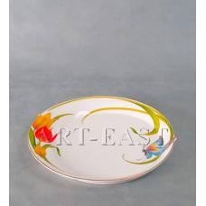 "ALF 55-043 Тарелка ""Тюльпаны"" 26,3см"