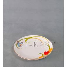 "ALF 55-046 Тарелка десертная ""Тюльпаны"" 17,2см"