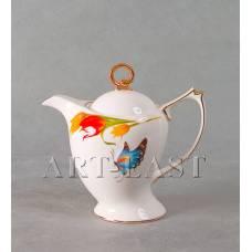 """ALF 55-063 Чайник заварочный """"Тюльпаны"""""""