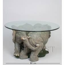 ALF 09093 Журнальный стол ''Слоны'' H-455, D-800