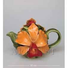 """CMS-05/ 1 Заварочный чайник """"Орхидея"""" (Pavone)"""