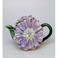"CMS-07/ 1 Заварочный чайник ""Георгин"" (Pavone)"