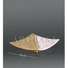 AHURA- 69 Тарілка з кристалами Сваровські