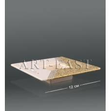 AHURA- 71 Пепельница с кристаллами Сваровски