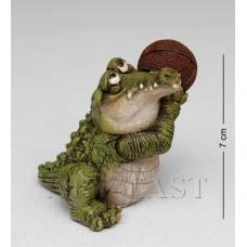 """CD-7123 SC Фігура """"Крокодил малий."""" (Sealmark)"""