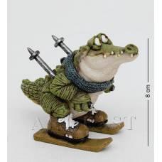 """CD-7126 SC Фігура """"Крокодил малий."""" (Sealmark)"""