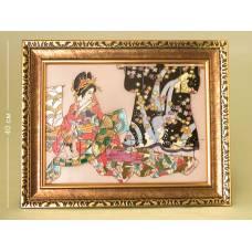 JP-24/11 Картина ''Гейша'' (Pavone)
