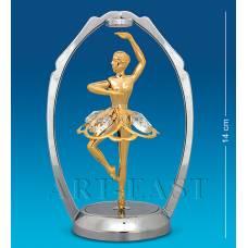 "AR-1287 Фигурка ""Танцующая балерина"" (Юнион)"