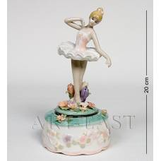 "CMS-19/20 Муз. фігурка ""Балерина"" (Pavone)"