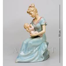 "CMS-27/9 Муз. статуетка ""Мама з дитиною"" (Pavone)"