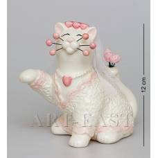 "CMS-31/27 Фигурка ""Кошка Невеста"" (Pavone)"