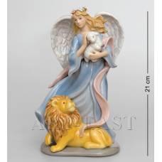 """CMS-24/6 Муз. статуетка """"Ангел і лев"""" (Pavone)"""