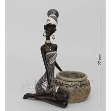 "SM-150 Подставка под бутылку ""Африканская леди"""