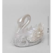 """SM-133 Подставка для колец """"Белый лебедь"""""""
