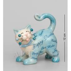 """CMS-31/44 Фігурка """"Кіт з привітаннями"""" (Pavone)"""