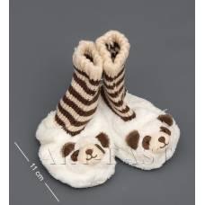 """CR-05 Тапочки-зверюшки """"Панда""""детские"""