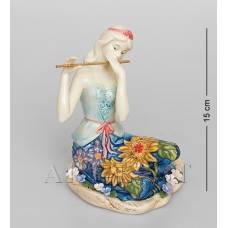 "JP-37/ 6 Статуэтка девушка ""Волшебная флейта"" (Pavone)"