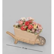 """CMS-33/43 Композиція візок """"Весняні квіти"""" (Pavone)"""